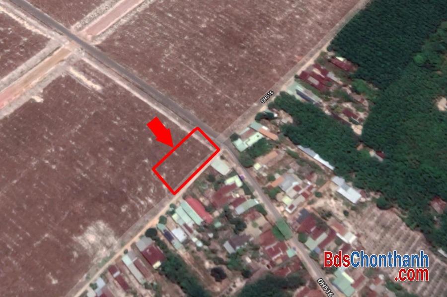 Bán đất tái định cư Becamex Bình Phước giai đoạn II