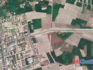 Bản đồ đường Nguyễn Văn Linh - Chơn Thành, Bình Phước