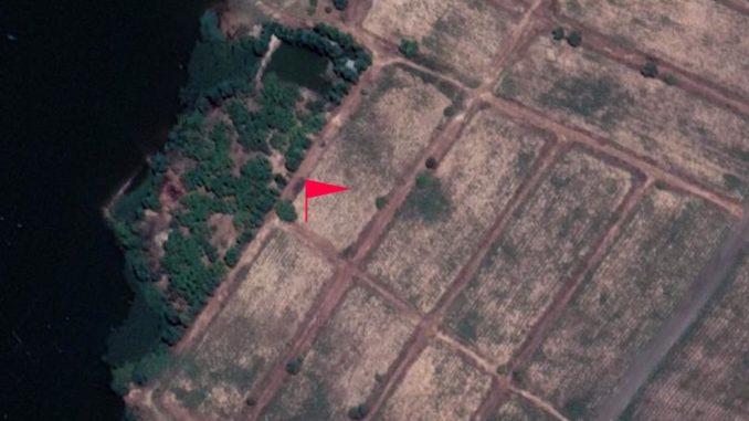 ảnh vệ tinh đất ấp 6 nha bích