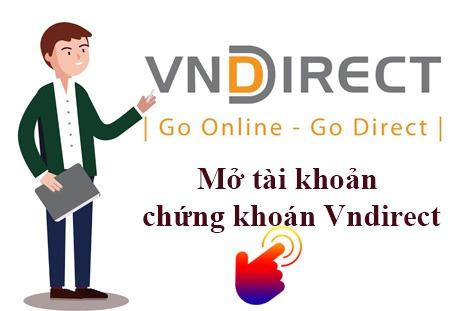Đăng ký tài khoản chứng khoán VnDirect
